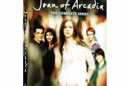JOAN OF ARCADIA: THE COMPLETE SERIES 15