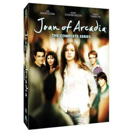 JOAN OF ARCADIA: THE COMPLETE SERIES 3