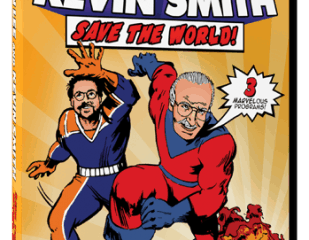STAN LEE & KEVIN SMITH SAVE THE WORLD! 11