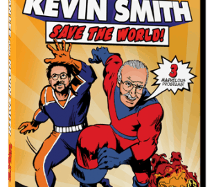STAN LEE & KEVIN SMITH SAVE THE WORLD! 42