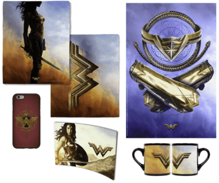 WARNER BROTHERS HAS OPENED THE OFFICIAL WONDER WOMAN STORE! 5