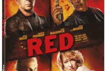 RED & RED 2 arrives on 4K Ultra HD Combo Pack September 5 21