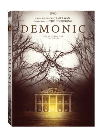 DEMONIC arrives on DVD, Digital HD and On Demand October 10 1