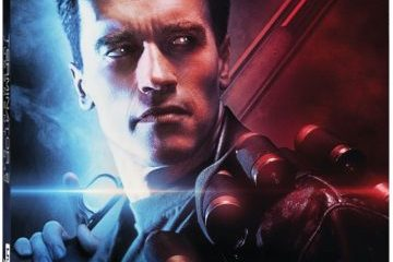 TERMINATOR 2: JUDGMENT DAY – Available on 4K and Limited Collector's Edition Box Set October 3 27
