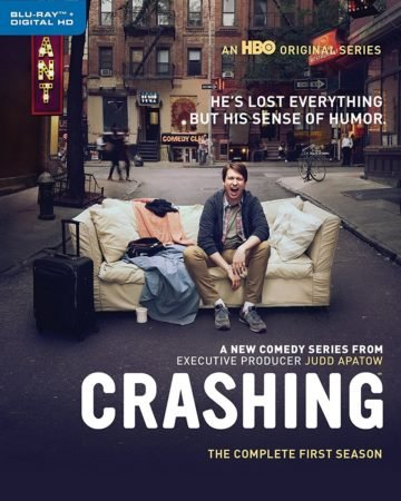 CRASHING: THE COMPLETE FIRST SEASON 1