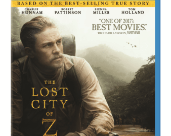 LOST CITY OF Z, THE 53