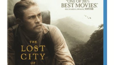 LOST CITY OF Z, THE 5