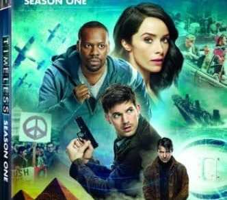 TIMELESS: SEASON ONE -- Available on DVD September 19 1