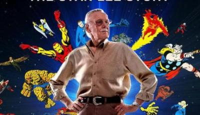 WITH GREAT POWER...THE STAN LEE STORY 5