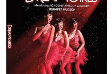 DREAMGIRLS takes the stage October 10th on Blu-ray Combo Gift Set with new Director's Extended Edition 11