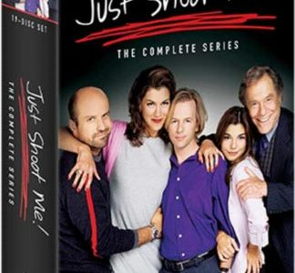 JUST SHOOT ME: THE COMPLETE SERIES 7