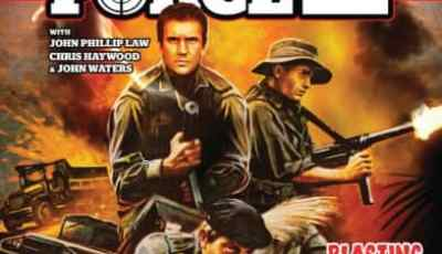 Attack Force Z 35th anniversary edition staring Mel Gibson on Blu-ray 11/7 3