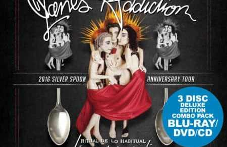 JANE'S ADDICTION – ALIVE AT TWENTY-FIVE