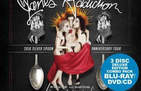 JANE'S ADDICTION - ALIVE AT TWENTY-FIVE 3