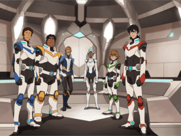 WEEKEND ROUNDUP: VOLTRON LEGENDARY DEFENDER, BRAD PAISLEY'S COMEDY RODEO, INGRID GOES WEST, NAKED, STEPHEN KING 47