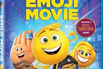 THE EMOJI MOVIE Available on Digital October 10 and  on Blu-ray™ + Digital & DVD on October 24 6