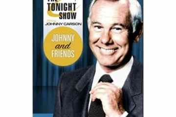 TONIGHT SHOW STARRING JOHNNY CARSON, THE: JOHNNY AND FRIENDS (10 DVD SET) 28