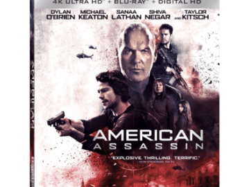 AMERICAN ASSASSIN arrives on Digital November 21 and on 4K Ultra HD, Blu-ray Combo Pack and DVD December 5 49