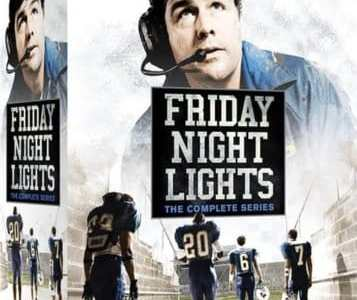 FRIDAY NIGHT LIGHTS: THE COMPLETE SERIES 3