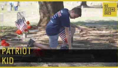 Inspiring 12 Year-Old Honors 30,000 Veterans 2