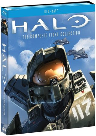 HALO: THE COMPLETE VIDEO COLLECTION 3