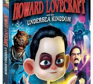 HOWARD LOVECRAFT AND THE UNDERSEA KINGDOM 24