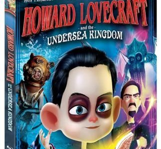 HOWARD LOVECRAFT AND THE UNDERSEA KINGDOM 27