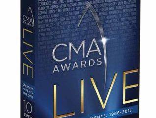 CMA AWARDS LIVE: GREATEST MOMENTS 1968-2015 8