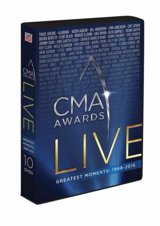 CMA AWARDS LIVE: GREATEST MOMENTS 1968-2015 3