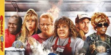 COOK OFF! arrives on Blu-ray, DVD and Digital January 16 12