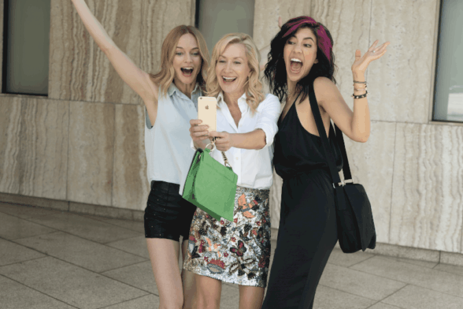 Heather Graham is a director now! Check out the trailer for HALF MAGIC 1