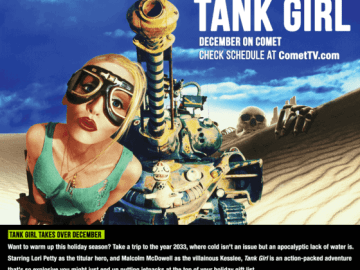 WHO WANTS TO WIN TANK GIRL SWAG FROM COMETTV? 55
