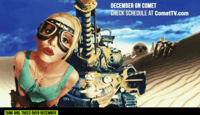 WHO WANTS TO WIN TANK GIRL SWAG FROM COMETTV? 2