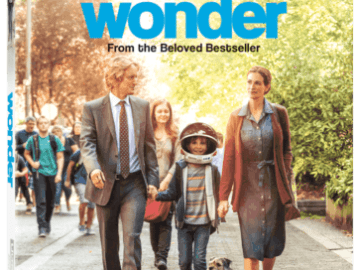 WONDER Arrives on Digital January 30 and 4K Ultra HD Combo Pack, Blu-ray Combo Pack, DVD, and On Demand February 13 45
