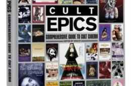 CULT EPICS: COMPREHENSIVE GUIDE TO CULT CINEMA (Hardcover Review) 7