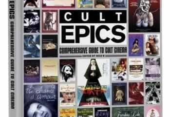 CULT EPICS: COMPREHENSIVE GUIDE TO CULT CINEMA (Hardcover Review) 3