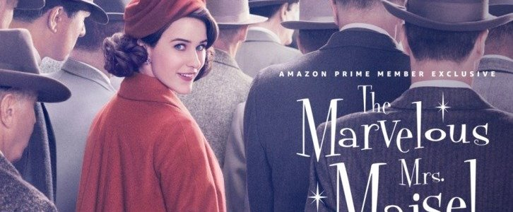 MARVELOUS MRS MAISEL, THE: SEASON ONE 3