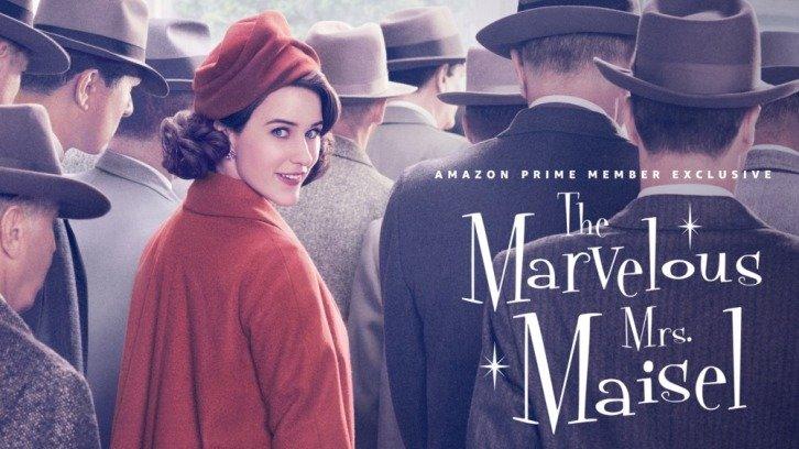 MARVELOUS MRS MAISEL, THE: SEASON ONE 3