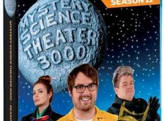 """""""Mystery Science Theater 3000: Season Eleven"""" Makes its Blu-ray and DVD Debut April 17th from Shout! Factory 19"""
