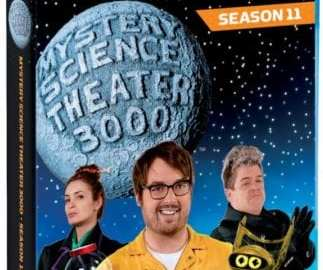 """""""Mystery Science Theater 3000: Season Eleven"""" Makes its Blu-ray and DVD Debut April 17th from Shout! Factory 39"""