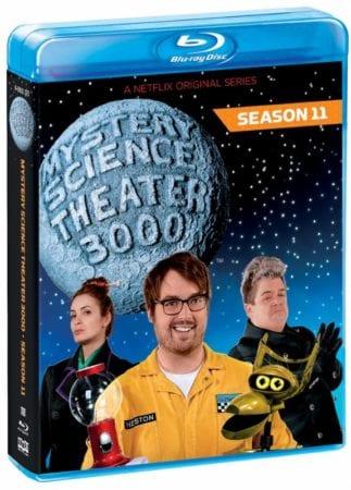 MYSTERY SCIENCE THEATER 3000: SEASON 11 3