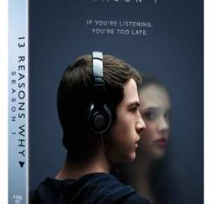 """13 REASONS WHY"" Season One comes to DVD April 3rd 3"