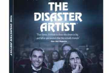 THE DISASTER ARTIST emotes all over Blu-ray on March 13th 19