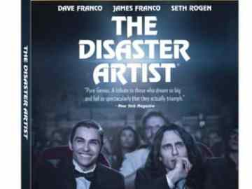 THE DISASTER ARTIST emotes all over Blu-ray on March 13th 40