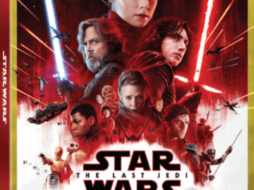 Lucasfilm's Star Wars: The Last Jedi on HD and 4K Ultra HD™ and via Movies Anywhere 3/13 and on 4K Ultra HD™ Blu-ray, and Blu-ray™ 3/27 53