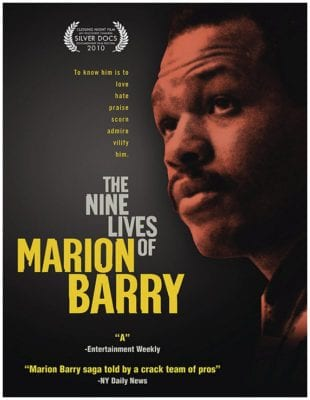NINE LIVES OF MARION BARRY, THE 1