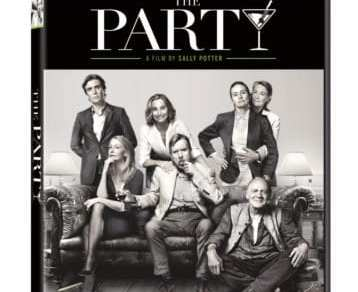 THE PARTY hits DVD on May 22nd 1