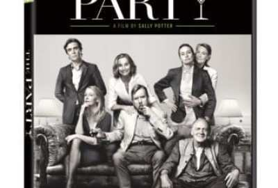 THE PARTY hits DVD on May 22nd 3