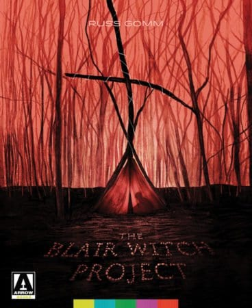 ANDERSONVISION READS: THE BLAIR WITCH PROJECT (ARROW BOOKS) 3