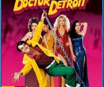 Cult Comedy Favorite 'Doctor Detroit' Debuts on Blu-ray April 24 from Shout Select 15
